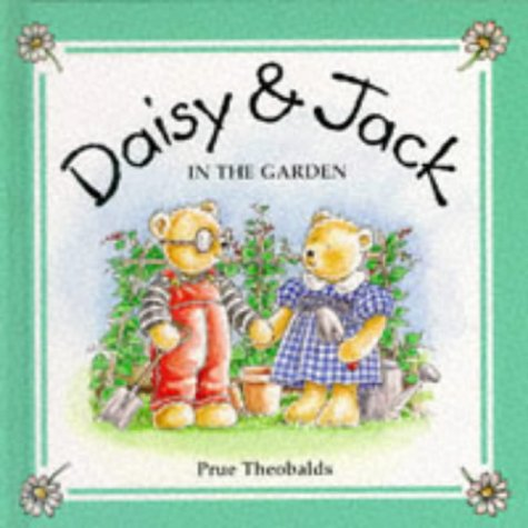 Daisy and Jack in the garden