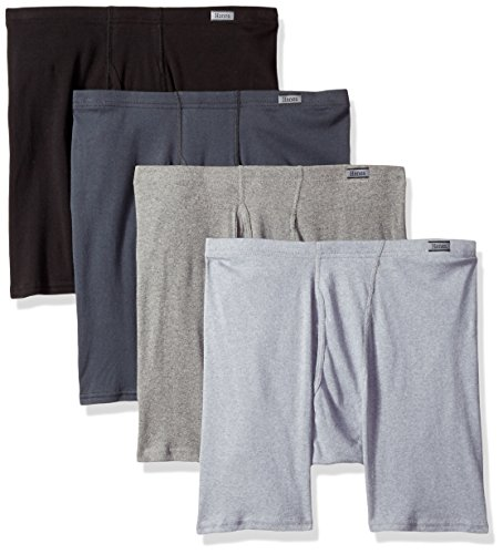 Hanes Ultimate Men's 4-Pack Big Boxer Brief