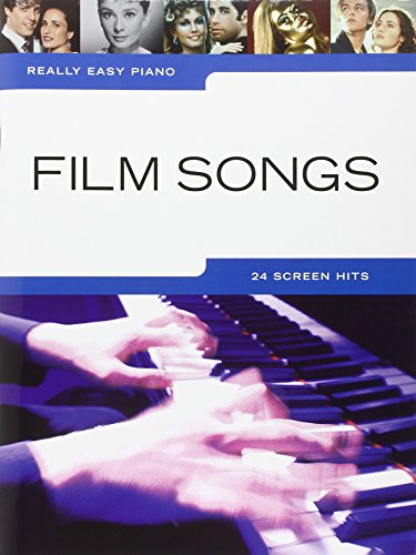 Really Easy Piano: Film Songs Piano, Voix, Guitare