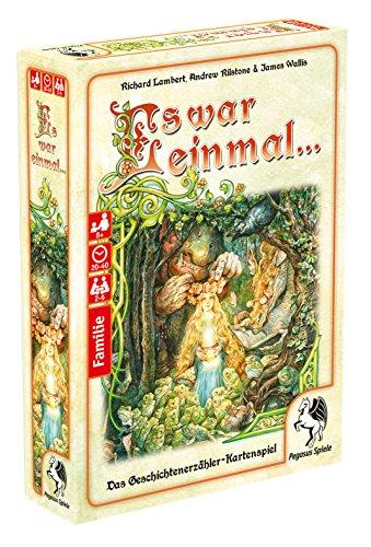 Pegasus Spiele 17872G Es War einmal (Neuausgabe)