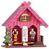 Wetterhaus pink