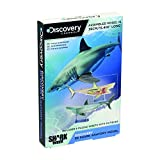 Paladone Discovery Channel 3D Shark Anatomy Model Puzzle (Multi-Colour)
