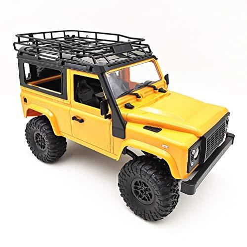 Lispeed DIY 1:12 2.4G RC Truck Car Remote Control Radio Control Toys Car for Kids Birthday Toys Kit DIY