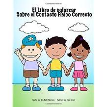 El Libro De Colorear Sobre El Contacto Fisico Correcto