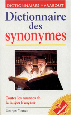 Dictionnaire Marabout des synonymes (Marabout service)