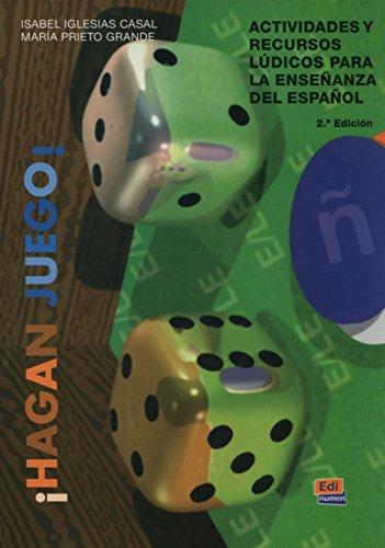 ¡Hagan juego! (Juegos Didácticos) por Isabel Iglesias Casal