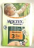 Moltex–PRI 5925–Windeln Einweg–Windeln Eco 4–9kg Midi–42