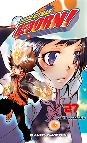 Tutor Hitman Reborn nº 27/42 por Akira Amano
