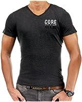 JACK & JONES - T-shirt - Homme - Tshirt col V blanc JJoKimber pour homme
