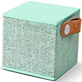 Fresh 'n Rebel ROCKBOX CUBE Fabriq Edition Peppermint | Kabelloser Bluetooth Lautsprecher