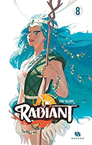 Radiant Edition simple Tome 8