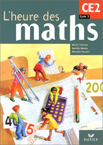 L'heure des maths, CE2, cycle 3