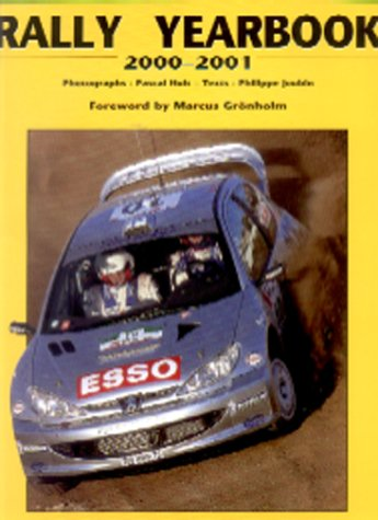 Rally Yearbook: 2000-2001 par Huit Joubin