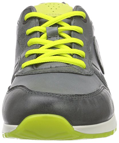 Ecco ECCO CS14 LADIES, Sneakers basses femme Gris - Grey (dark Shadow/titanium/sulphur59534)
