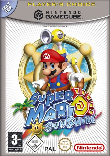 Super Mario Sunshine (Player's Choice)