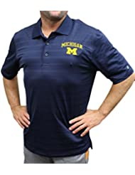 "Michigan Wolverines NCAA Champion ""Heritage"" Men's Performance Polo shirt Chemise"