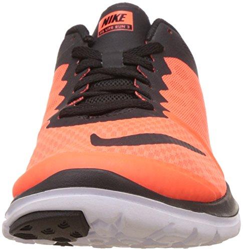 Nike Fs Lite Run 3 Laufschuh Total Crimson/Black/White