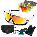 essence' polarizzata sport occhiali da sole/ciclismo occhiali uomo e donna-Sport all'aperto sci Running Guida Golf vela-protezione polarizzata UV400-Accessori inclusi-migliora la tua visione