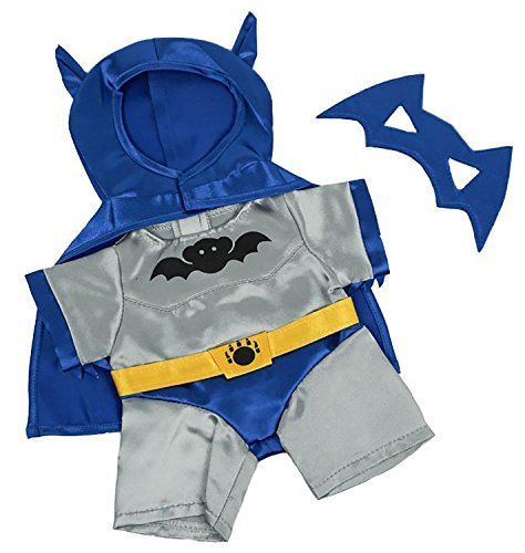 Bar Kampf Kostüm - Stuffems Toy Shop Bat-Bär-Kostüm passt die