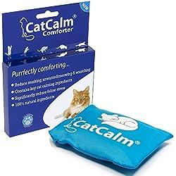 catcalm Comforter beruhigung Cojín para gatos, 100% Natural