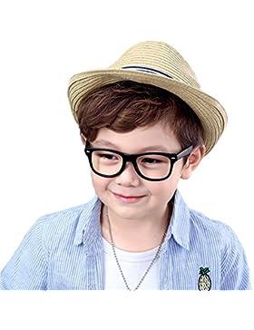 Sombrero de Paja Trekking Trilby Niños Chicos