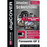 DigiCover B2762 Protection d'écran pour Panasonic DMC-GF2