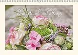 Brautstrauß und Ringe (Wandkalender 2019 DIN A3 quer): Inspirationen für die Hochzeit (Monatskalender, 14 Seiten ) (CALVENDO Kunst)