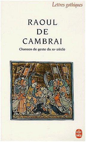 Raoul de Cambrai par Collective