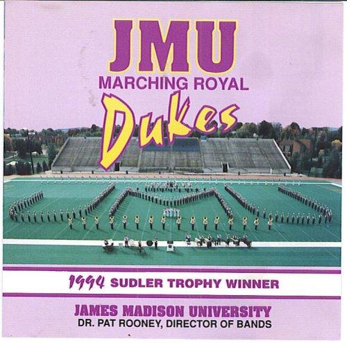 JMU Marching Royal Dukes: 1994 Sudler Trophy Winner (UK Import)