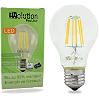 Evolution® E27 6W 700LM | Filamento LED lampadine a incandescenza