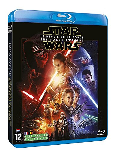 Star Wars : Le Réveil de la Force [Francia] [Blu-ray]