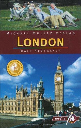 Müller, Michael London MM-City: Reisehandbuch mit vielen praktischen Tipps.