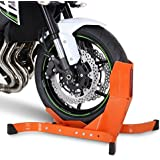 Bloque Roue pour Moto pour Harley Davidson Dyna Fat Bob (FXDF) Constands Easy Plus orange