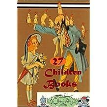 27 Children-Little Women Men Adventures of Tom Sawyer Huckleberry Finn Alice's Adventures in Wonderland Wonderful Wizard of Oz Treasure Island A Christmas ... Anne of Green Gables Heidi (English Edition)