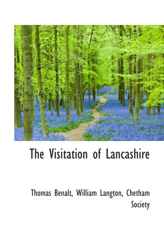 The Visitation of Lancashire