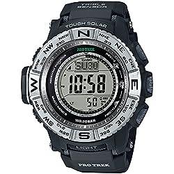 Casio Malla Me Up Pro Trek EDICIÓN ESPECIAL JAPAN Reloj (Modelo de Asia) PRW-3500-1D