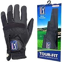 PGA Tour PGAT46ML - Guante sintético de Golf, Talla S/M