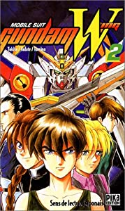 Mobile Suit Gundam Wing Edition simple Tome 2
