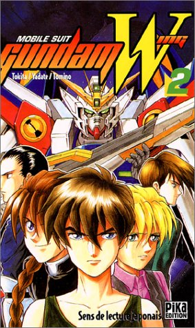 Mobile Suit Gundam Wing, tome 2