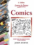 Collins Learn to Draw – Comics