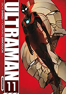 Ultraman Edition simple Tome 11