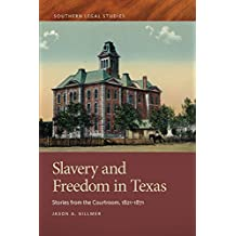 Slavery and Freedom in Texas: Stories from the Courtroom, 1821–1871