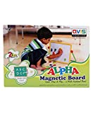 #3: Kartsasta Alpha Magnetic 2in1 Green & White Board Small