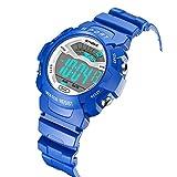 Rcool Relojes suizos relojes de lujo Relojes de pulsera Relojes para mujer Relojes para hombre Relojes deportivos,Reloj deportivo impermeable LED