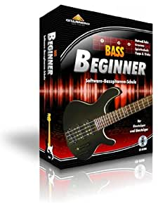 Gitarrero Bass Beginner (Download) | Lernprogramm | Software für Gitarre | NEU