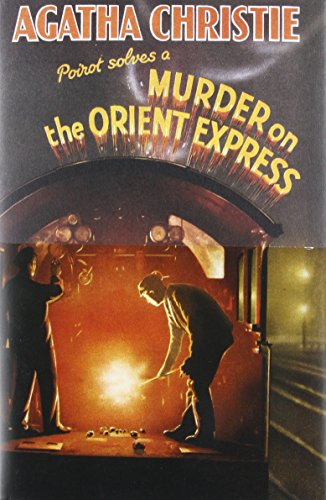 Book cover for Murder on the Orient Express