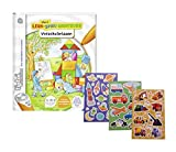 tiptoi Ravensburger Buch Mein Lern-Spiel-Abenteuer - Vorschulwissen + Kinder-Sticker