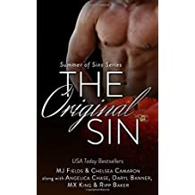 The Original SIn: The Original Sin: Summer of Sins by MJ Fields (2015-07-25)