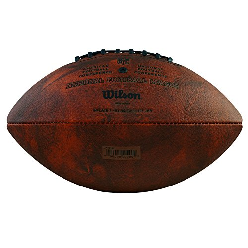 Wilson NFL OFFICIAL THROWBACK 32 TEAM LOGO - 3