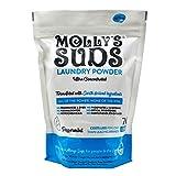 Molly's Suds Original Wäschepulver 70 Wäschen natürliche Waschseife für empfindliche Haut